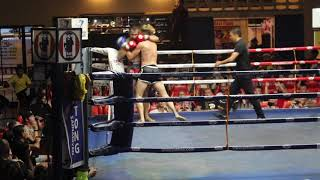 JACK LOWE SAMSING MUAY THAI VS JAKUB KADAS PHUKET FIGHT CLUB
