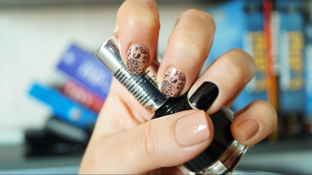 3 Easy Nail Art Tutorial For Beginners Drugstore Products Short