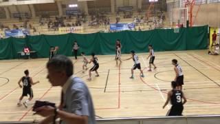 英華vs九龍塘學校 part1(2016.7.6全港學界籃球