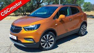 Opel Mokka X - 2017   Revisión en profundidad