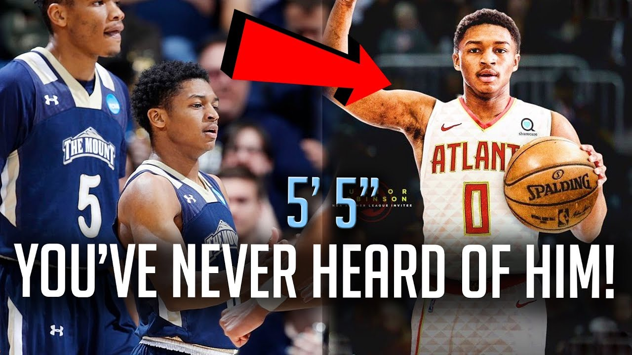 The SHORTEST NBA Player That You've NEVER Heard Of! - 5 Foot 5!