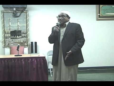 Ceramah Ust Dr. Rusli Hasbi pada Fundraising untuk Masjid Indonesia di Los Angeles