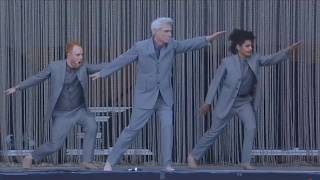 Talking Heads - David Byrne - This Must Be The Place - Vivo en Santiago 2018 Chile