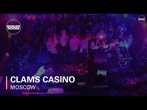 Clams Casino Boiler Room Moscow DJ Set