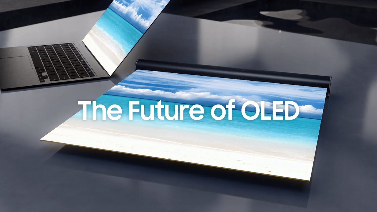 Samsung OLED for Laptops : Future of OLED