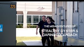 The Misadventures of Stealthy Oyster and Daring Cockroach - 2020 48 Hour Global Film Challenge Film