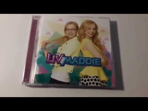 Liv And Maddie (Soundtrack) (CD Unboxing)