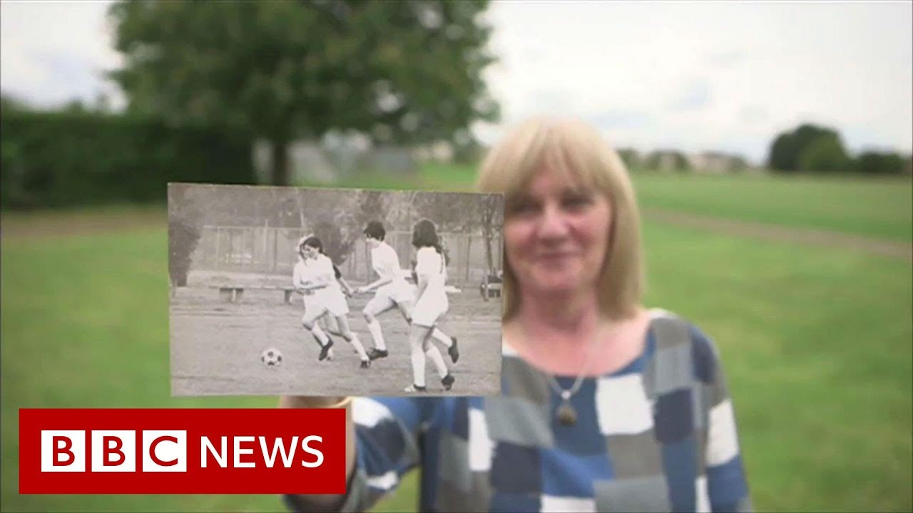 BBC News:The women banned from playing football on the world stage, but did it anyway - BBC News