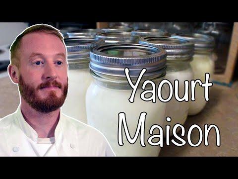YAOURT Maison SANS MACHINE [Fermentation SANS ÉLECTRICITÉ] 🐮 🥛