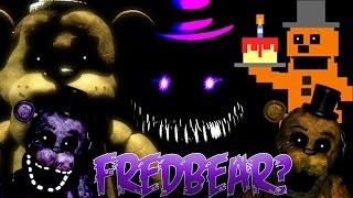 who is fredbear   nfb   debunking   five nights at freddy s 4 talk