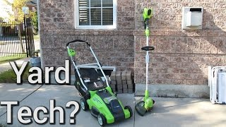 Are Battery Lawn Mowers and Grass Trimmers Worth It?