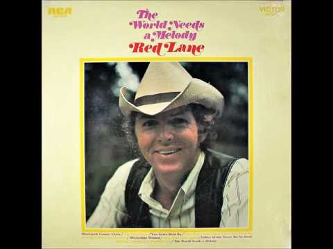 The World Needs A Melody , Red Lane , 1971