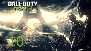 Call of Duty Modern Warfare 3 Прохождение на максимальной сложности ВЕТЕРАН Часть 10 Особо Ценный