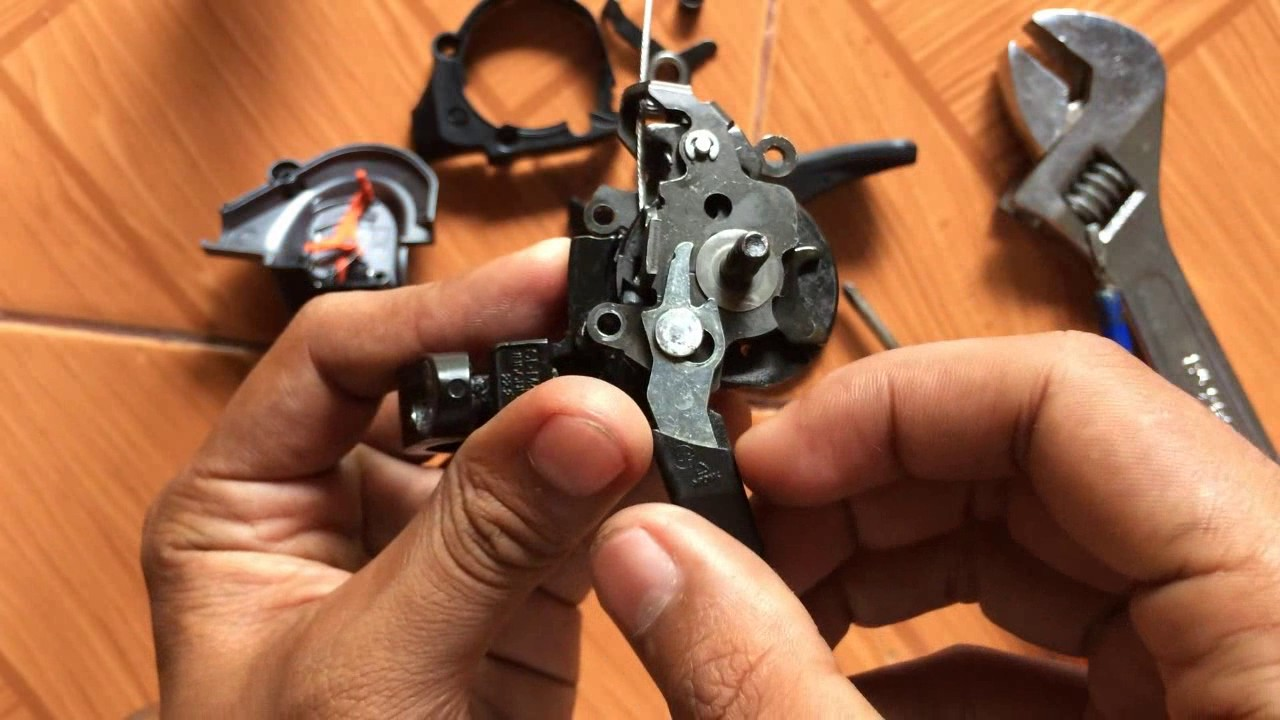 How To Repair Or Assemble Shifter Shimano Alivio M4000