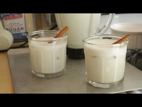Un-Authentic Horchata Recipe with Cashews