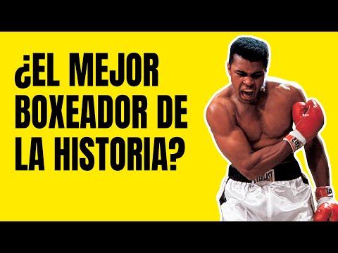 La Historia de Muhammad Ali: El Mejor Boxeador de Todos Los Tiempos 💪
