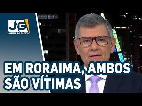 Rodolpho Gamberini / Em Roraima, brasileiros e venezuelanos são vítimas