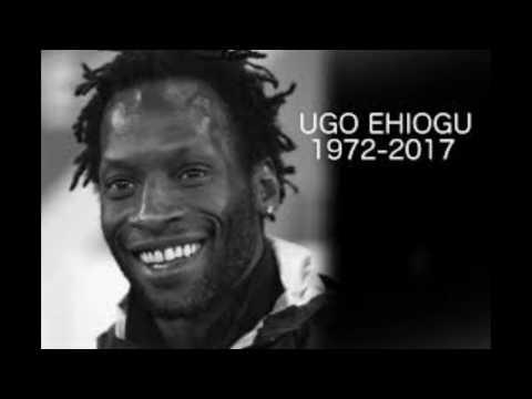 UGO EHIOGU IN PICTURES