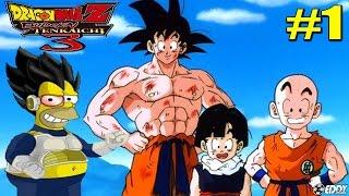 """El Mejor Videojuego"" - Dragon Ball Z: Budokai Tenkaichi 3 (LATINO) - Parte 1"