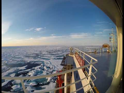 A Day at the Northwest Passage in July 2017