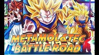 DBZ DOKKAN BATTLE FR | MA MEILLEURE TEAM POUR REUSSIR LE SUPER BATTLE ROAD! HYBRIDE SUPERTEC/METAMOL thumbnail