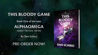AlphaOmega I: This Bloody Game BOOK TRAILER