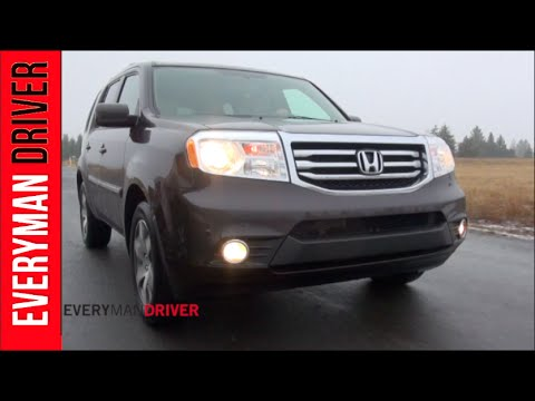 Watch This: 2014 Honda Pilot 4WD on Everyman Driver