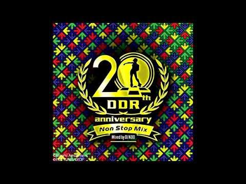 DanceDanceRevolution 20th Anniversary Non Stop Mix