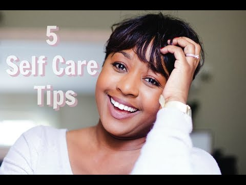5 Self Care Tips for Working Moms
