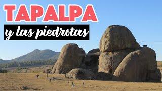 Tapalpa: Salto del Nogal y Las Piedrotas