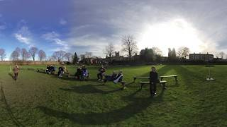 3D Falconry at Chester Cathedral by Simcoemedia thumbnail