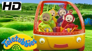 ★Teletubbies English Episodes★ Day Trip ★ Full Episode - NEW Season 16 - HD (S16E94)