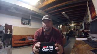 rod and reels review g loomis e6x and abu garcia reyvo s 20