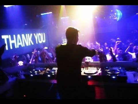 Ferry Corsten at Five Sixty, Vancouver, March 1.2014