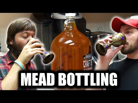 Mead Bottling