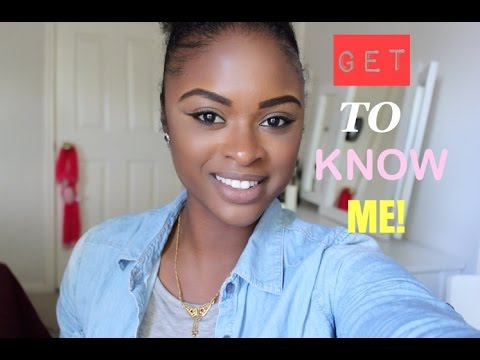 """""""I lived in Nigeria"""" Get To Know Me!