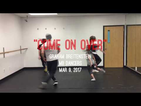 Sevyn Streeter - Come on Over Choreography