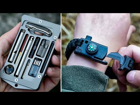 Download 8 REALLY COOL SURVIVAL GADGETS FOR MEN