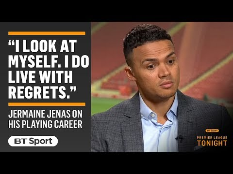 """I didn't achieve what I set out to."" Brutally-honest Jermaine Jenas on his career"