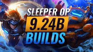 10 NEW Sleeper OP Builds That Almost NOBODY USES in Patch 9.24B - League of Legends Season 10
