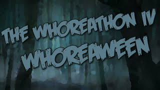The Whore-A-Thon IV: Whoreaween (Day 16) [Cube Escape: Paradox Part 7]