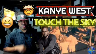 Kanye West   Touch The Sky MTV Version ft  Lupe Fiasco - Producer Reaction