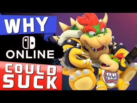 WHY Switch Online could SUCK! - Nicobbq