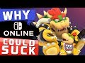 WHY Nintendo Switch Online could SUCK!