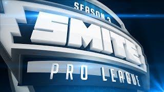 SMITE Pro League Fall Split Week 1 Day 1