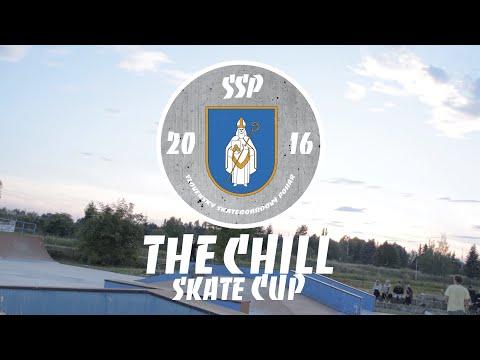 SSP 2016 Liptovský Mikuláš - THECHILL skate cup
