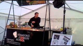 Stamford cooking demo 012