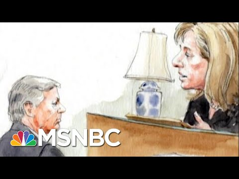 Proof Manafort Is A 'Crook, A Criminal, A Convict' Says Reporter | The Beat With Ari Melber | MSNBC