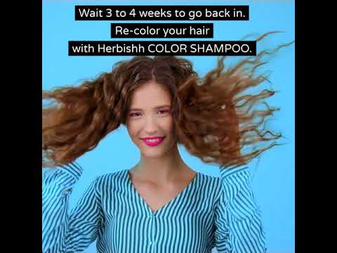 HOW OFTEN CAN YOU DYE YOUR HAIR WITHOUT DAMAGING IT? - YouTube