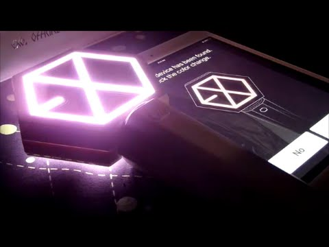 EXO Lightstick - Official Version 2 - Price and Where to Buy